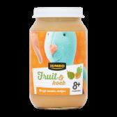 Jumbo Fruit met koek (vanaf 8 maanden)