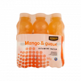 Jumbo Mango and guave vitamine water 6-pack
