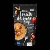 Jumbo French fruits de mer soup