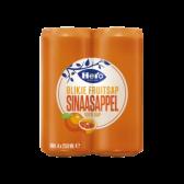 Hero Sinaasappel fruitsap 4-pack