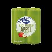 Hero Apple fruit juice 4-pack
