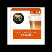 Nescafe Dolce gusto caramel macchiato coffee caps