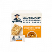 Quaker Oat flakes bars with honey