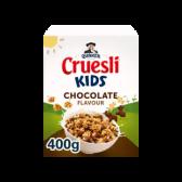 Quaker Cruesli kids chocolate