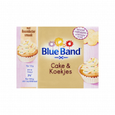 Blue Band Cake and cookies with cream butter taste