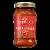 Bertolli Red peppers pasta sauce
