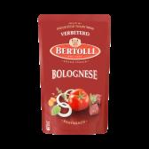 Bertolli Bolognaise pasta sauce