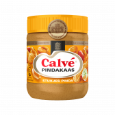 Calve Pindakaas met stukjes pinda