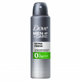 Dove Clean comfort 0% deo spray men + care (only available within Europe)