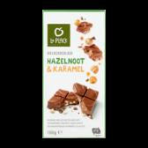 La Place Melkchocolade hazelnoot & karamel
