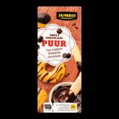 Jumbo Pure smeltchocolade