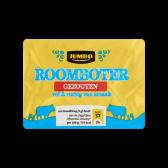 Jumbo Gezouten roomboter (alleen beschikbaar binnen Europa)