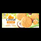 Cereal Suikervrije kokoskoekjes