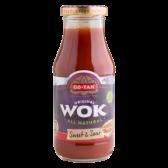 Go-Tan Zoetzure woksaus