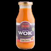 Go-Tan Rode kerrie woksaus