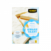 Jumbo Frisse naturel kwarktaart mix