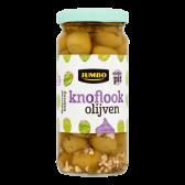 Jumbo Knoflook olijven zonder pit
