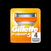 Gillette Fusion 5 razor blades for men refill