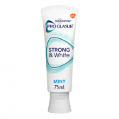 Sensodyne Proglasur strong and whitening mint toothpaste