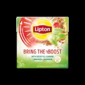 Lipton Bring the boost green tea