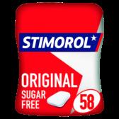 Stimorol Original kauwgom suikervrij