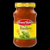 Grand'Italia Basilico pasta sauce