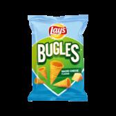 Lays Bugles nacho cheese crisps large