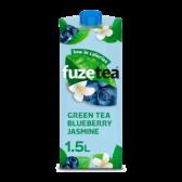 Fuze Tea Infused iced tea green tea blueberry jasmine