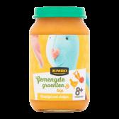 Jumbo Gemengde groente met kip (vanaf 8 maanden)
