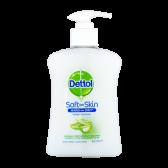 Dettol Wash gel with aloe vera and milk protein