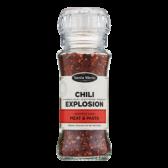 Santa Maria Chilli explosion herbs