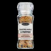 Santa Maria Roasted garlic and pepper seasoning