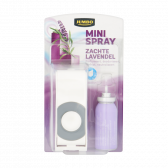 Jumbo Soft lavender mini spray with holder and refill