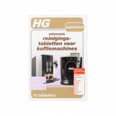 HG Universal cleaning tablets for coffee machines