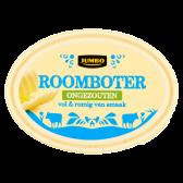 Jumbo Roomboter ongezouten (alleen beschikbaar binnen Europa)
