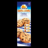Cereal Glutenvrije en lactosevrije koekjes met stukjes chocolade