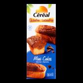 Cereal Glutenvrije en lactosevrije mini cakes marmer