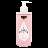 Jumbo Rose and white tea hand soap