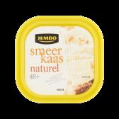 Jumbo Cheese spread 48+ natural