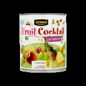 Jumbo Fruit cocktail on syrup large