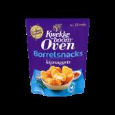 Kwekkeboom Oven en airfryer kipnuggets (alleen beschikbaar binnen Europa)