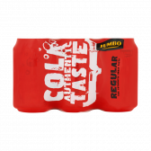 Jumbo Cola authentic taste 6-pack
