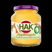 Hak Sugar free apple compote
