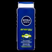 Nivea Energy shower gel for men large