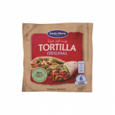 Santa Maria Tortilla wraps large
