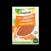 Bonduelle Linzen en wortel