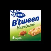 Hero Between hazelnut grain bar