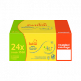 Zwitsal Baby buttocks cleaners lotion family pack