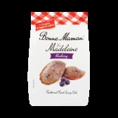 Bonne Maman La madeleine blueberry biscuits