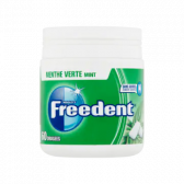 Freedent Mint dragees